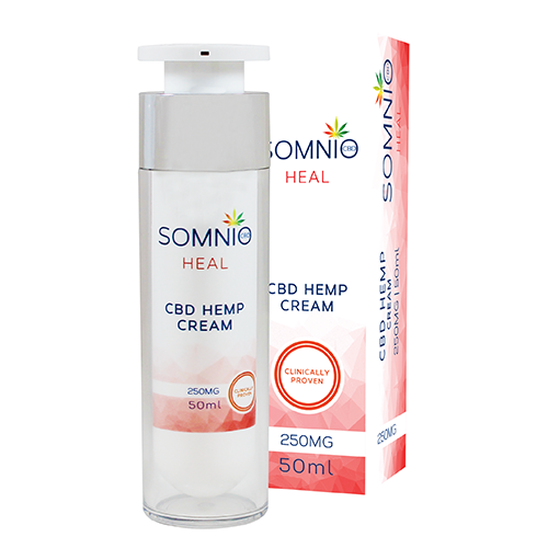 Somnio Heal CBD Hemp Cream