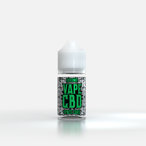 Vape CBD by Juice Sauz Space Cake 30ml CBD E-liquid