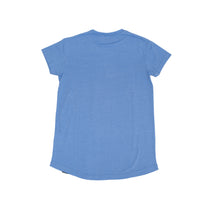 Load image into Gallery viewer, Mambo basic tee woman blue
