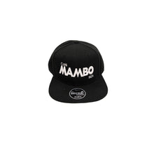 Load image into Gallery viewer, Mambo Cap Black