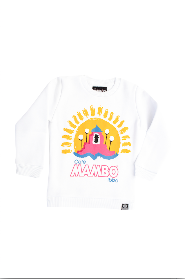 Kids Café Mambo Sunset Sweatshirt