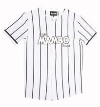 Load image into Gallery viewer, Café Mambo Baseball White Jersey