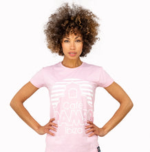 Load image into Gallery viewer, Pink Café Mambo Tee