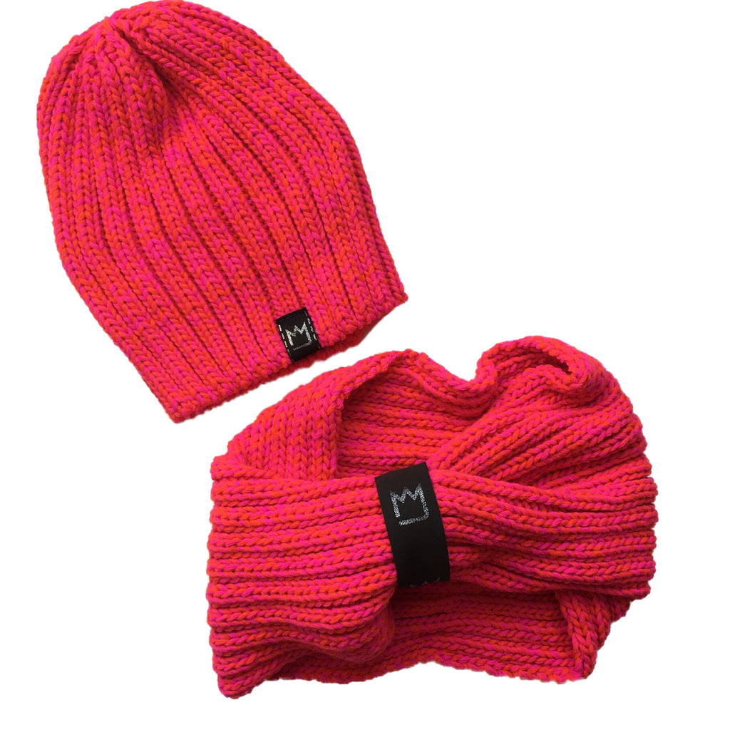 Beanie Set Strawberry