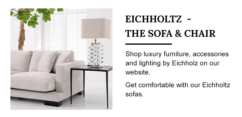 Eichholtz - The sofa & chair