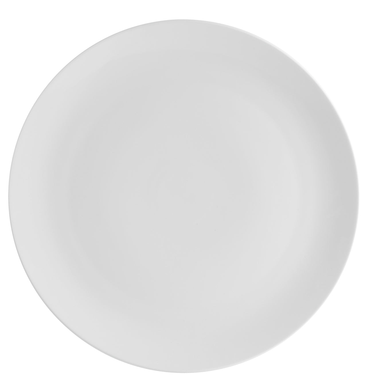 Broadway White Soup Plate Set of 4