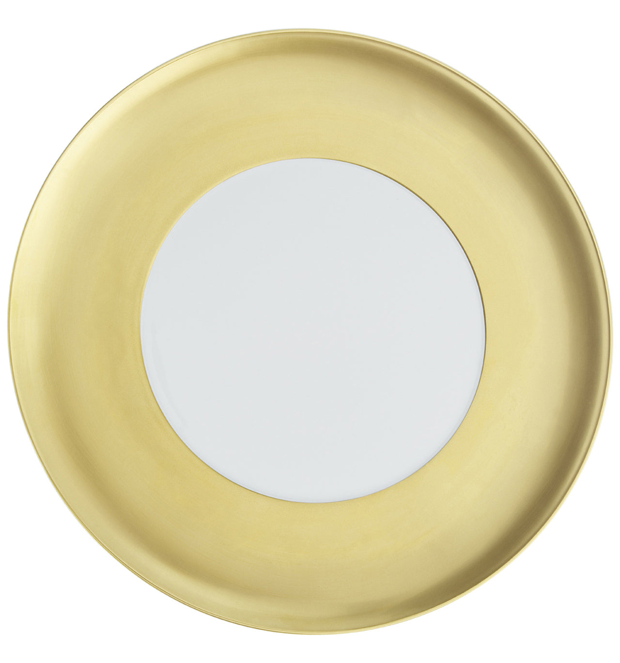 Domo Gold Charger Plate Set of 4