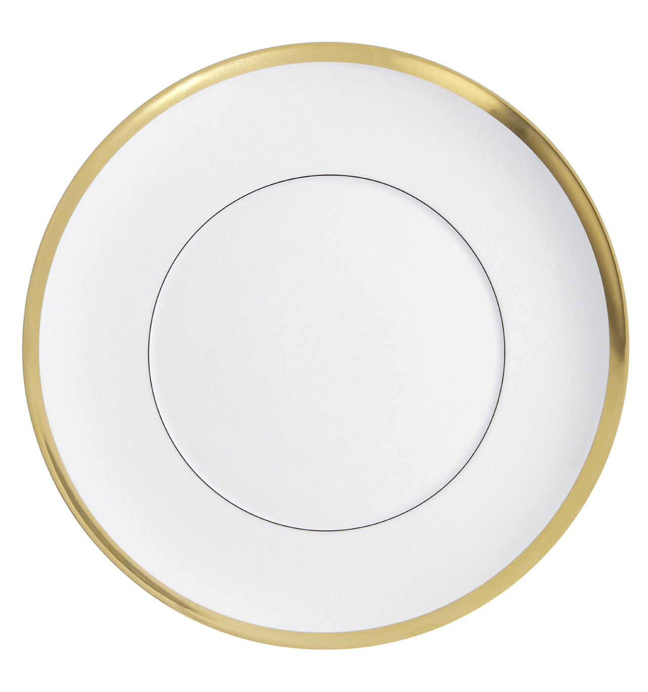 Domo Gold Dinner Plate Set of 4