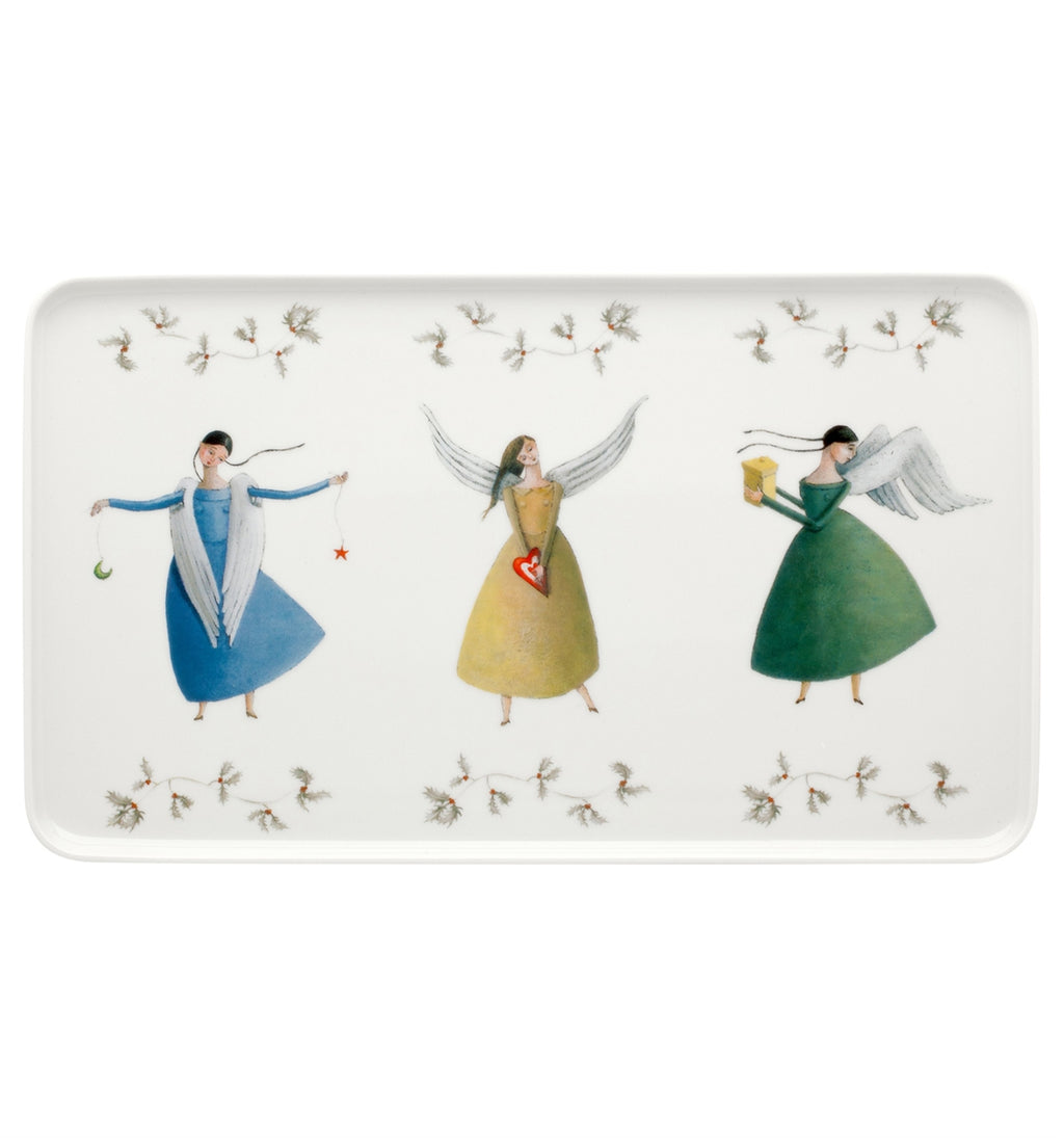 Angels Medium Platter