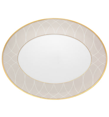 Terrace Small Oval Platter