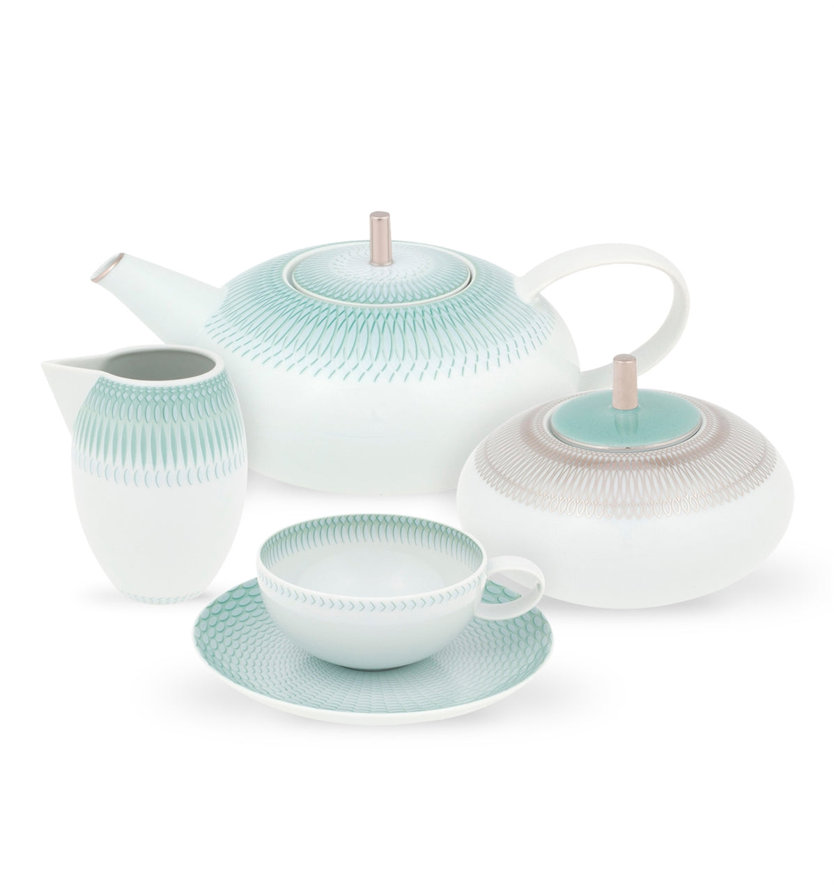 Venezia 15 Pieces Tea Set