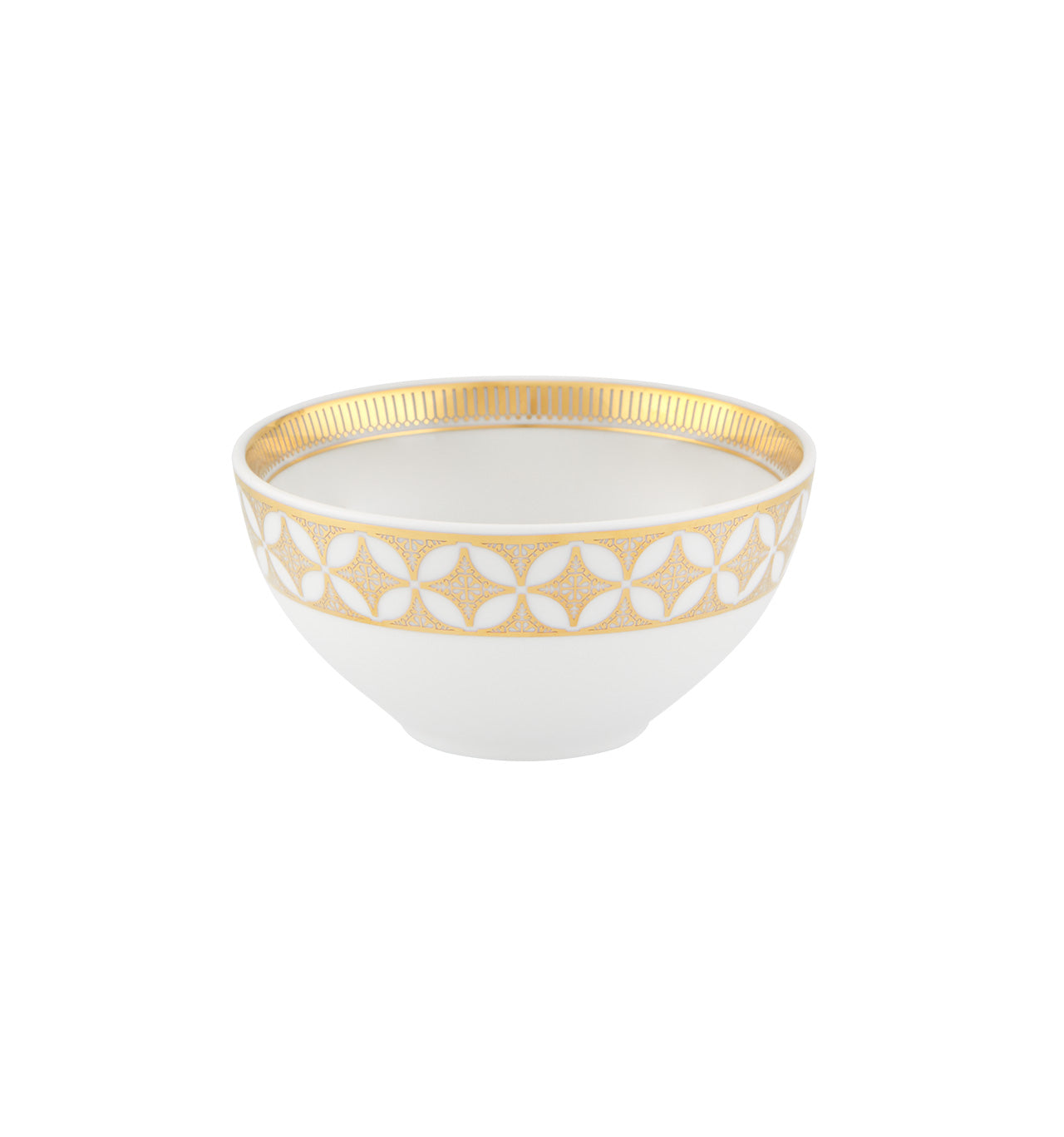 Gold Exotic Small Bowl Set of 4