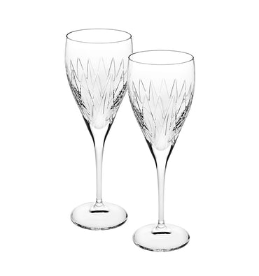 Astro Water Goblet Set of 2