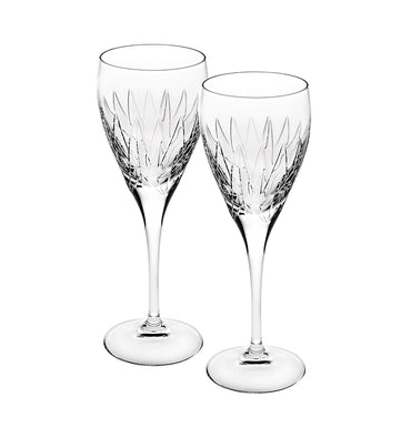 Astro Red Wine Goblet Set of 2