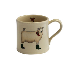 Emma Lawrence Mug Sheep