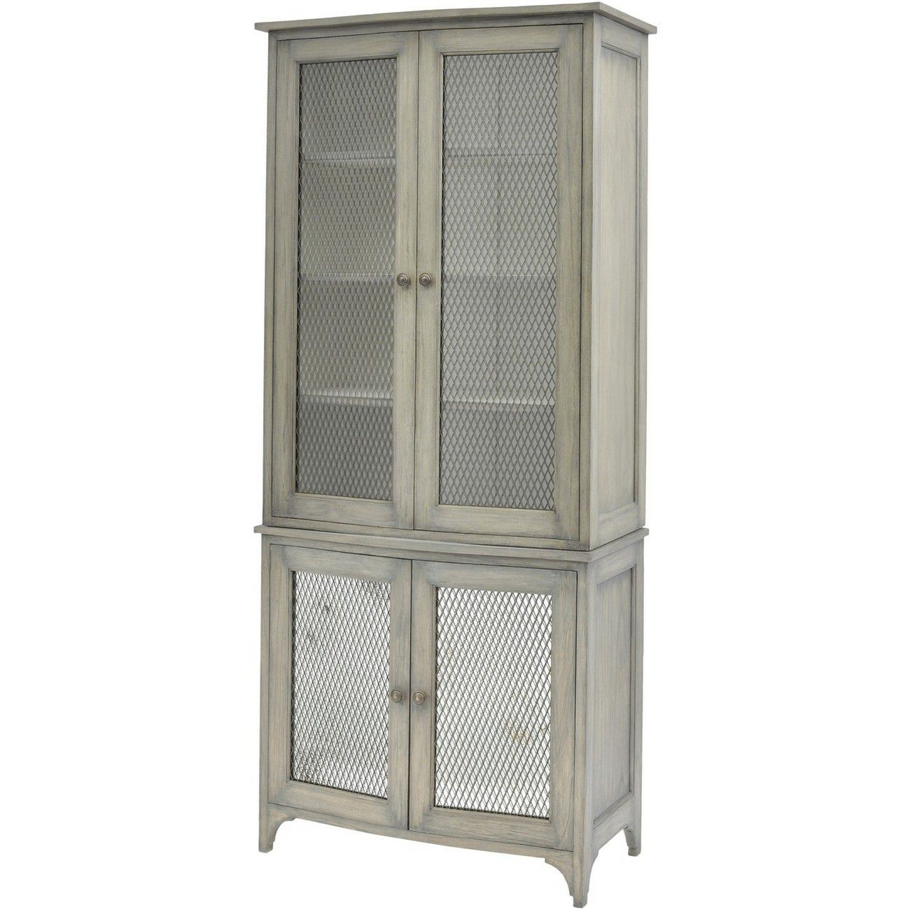 Fairmont Mindi Wood Large Cabinet