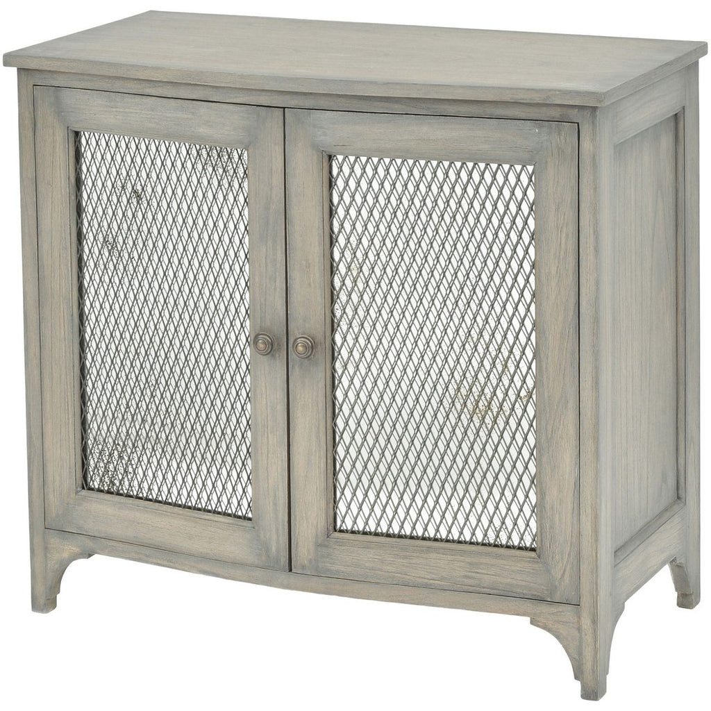 Fairmont Mindi Wood Small Cabinet