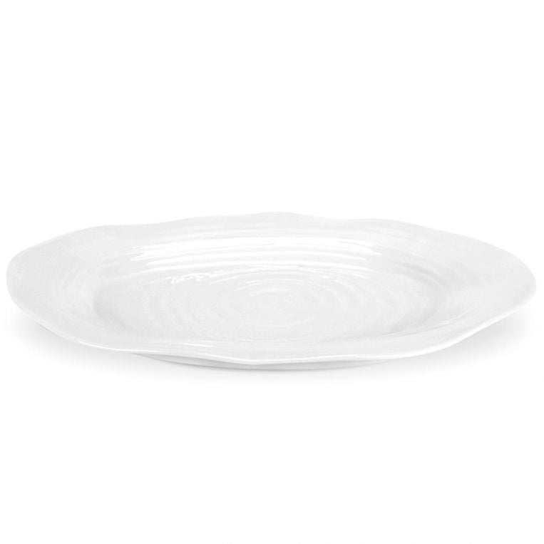Sophie Conran White Large Oval Plate
