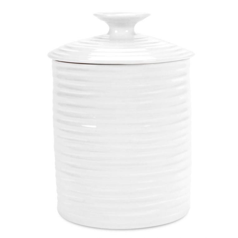 Sophie Conran White Medium Storage Jar