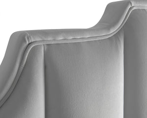 Camelot Headboard Horizon Grey