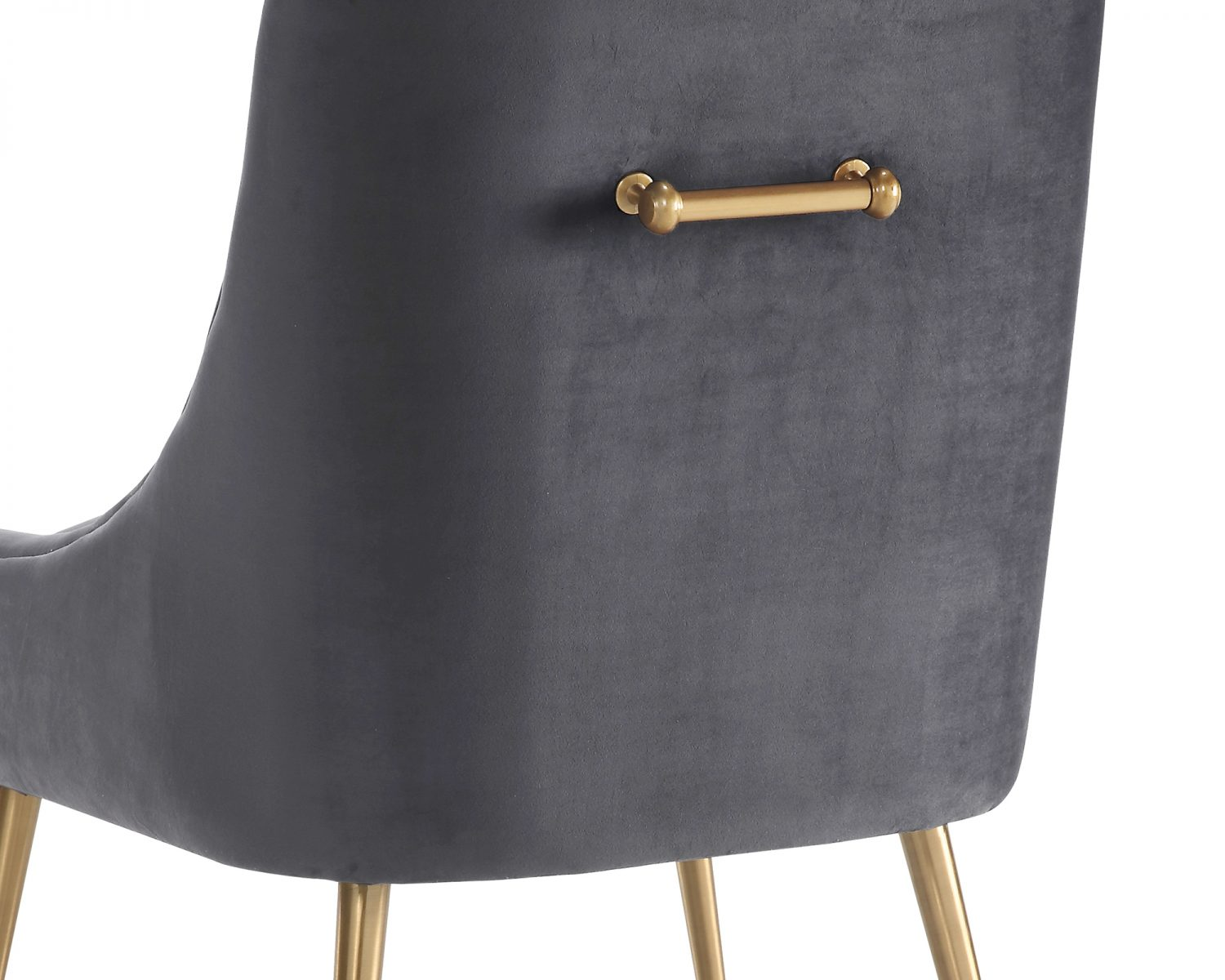 Cohen Dining Chair Night Grey Velvet