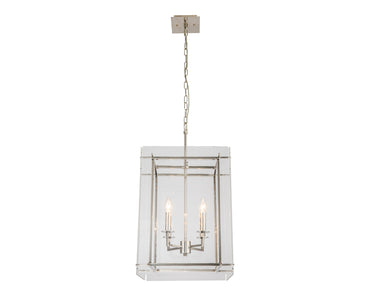 Cooper Ceiling Lamp Nickel