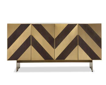 Unma Sideboard Dark Brown