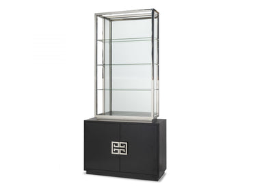 Nobbu Shelving Polished Stainless Steel