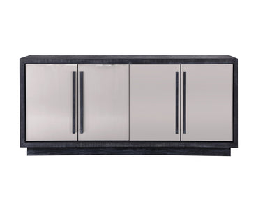 Camden Sideboard Brushed Stainless Steel