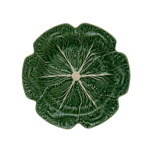 Cabbage Charger Plate Set of 4