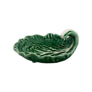 Cabbage Leaf with Curvature Set of 2