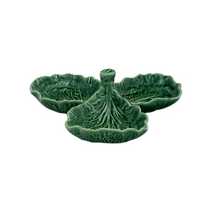 Cabbage Olive Dish Set of 4
