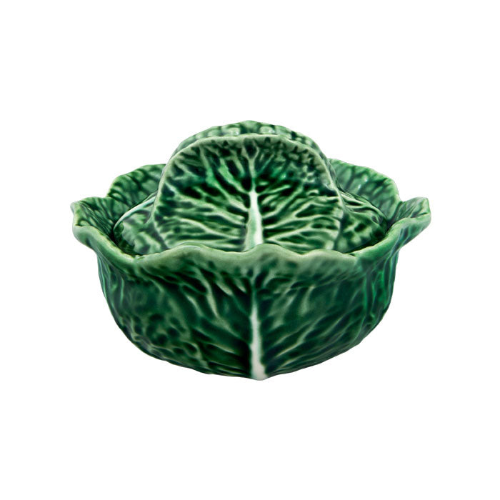 Cabbage Tureen Set of 4