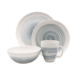 The Charmouth Collection 16Pc Dinnerware Set