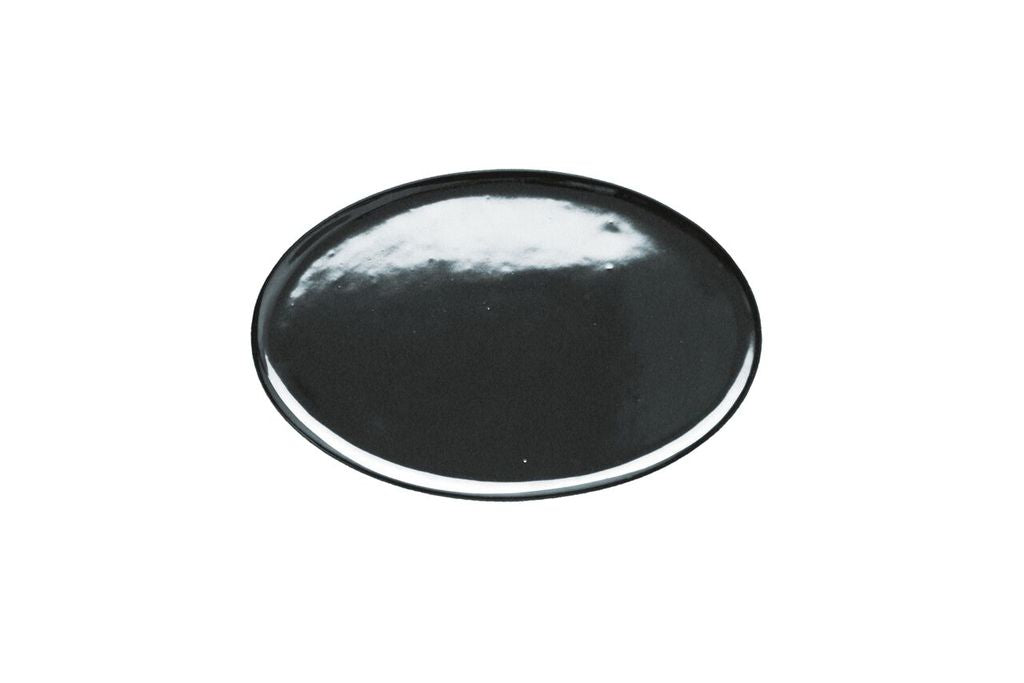 Dauville Charcoal Oval Platter