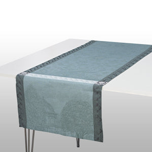 Symphonie Baroque Smoke Table Runner