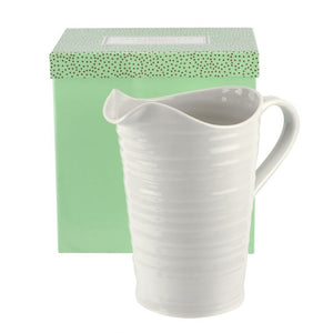 Sophie Conran White Medium Pitcher
