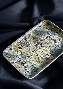 Morris & Co Acanthus Trinket Tray