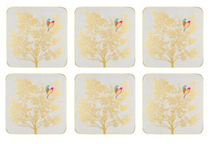 Sara Miller Chelsea Coasters Set of 6
