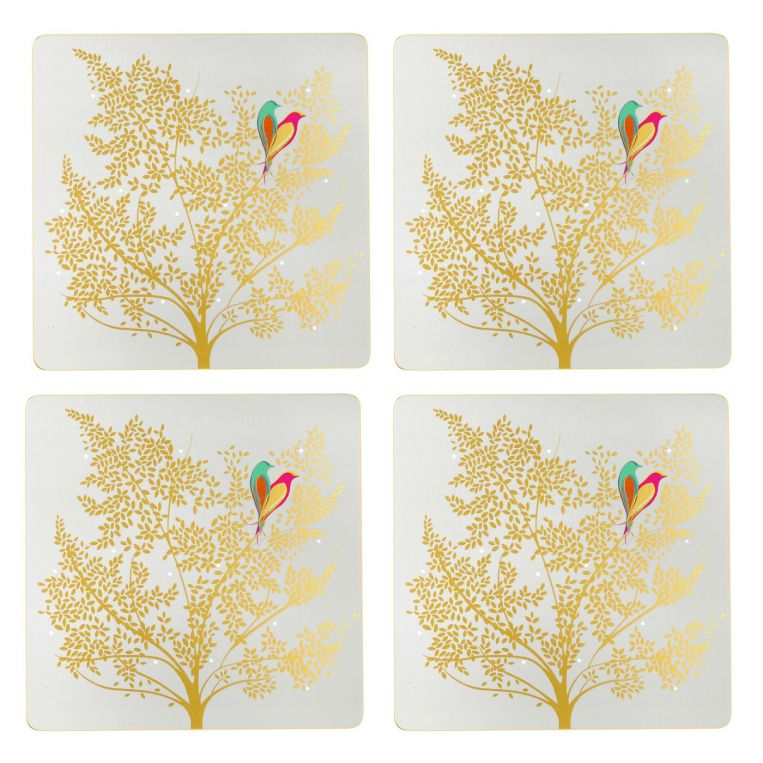 Sara Miller Chelsea Square Placemats Set of 4