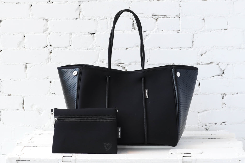 PRENELOVE </br>Large Tote & Cosmetic Bag