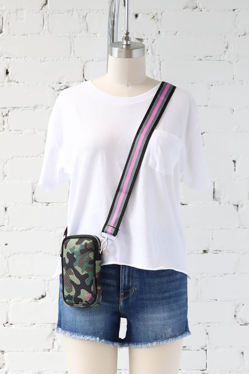 PRENELOVE </br>Just Your Phone Crossbody