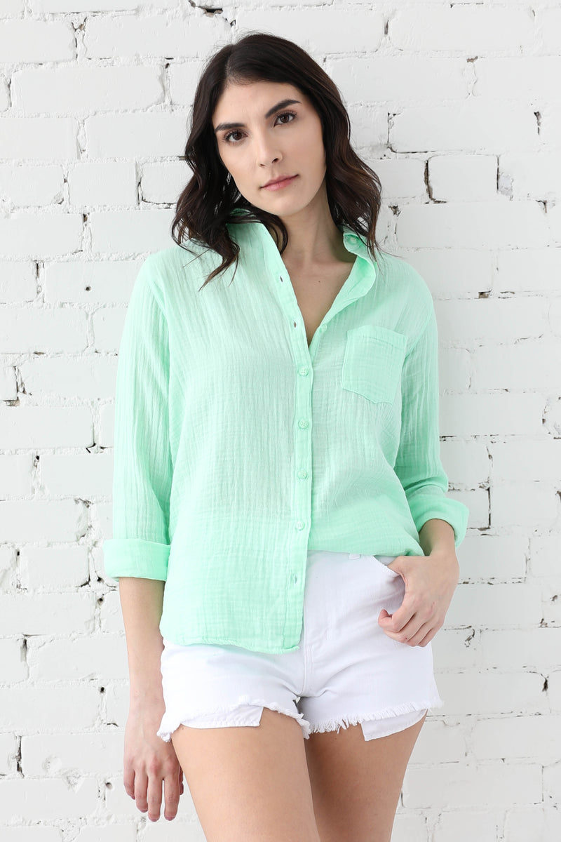 STARK </br>Pocket Button Down