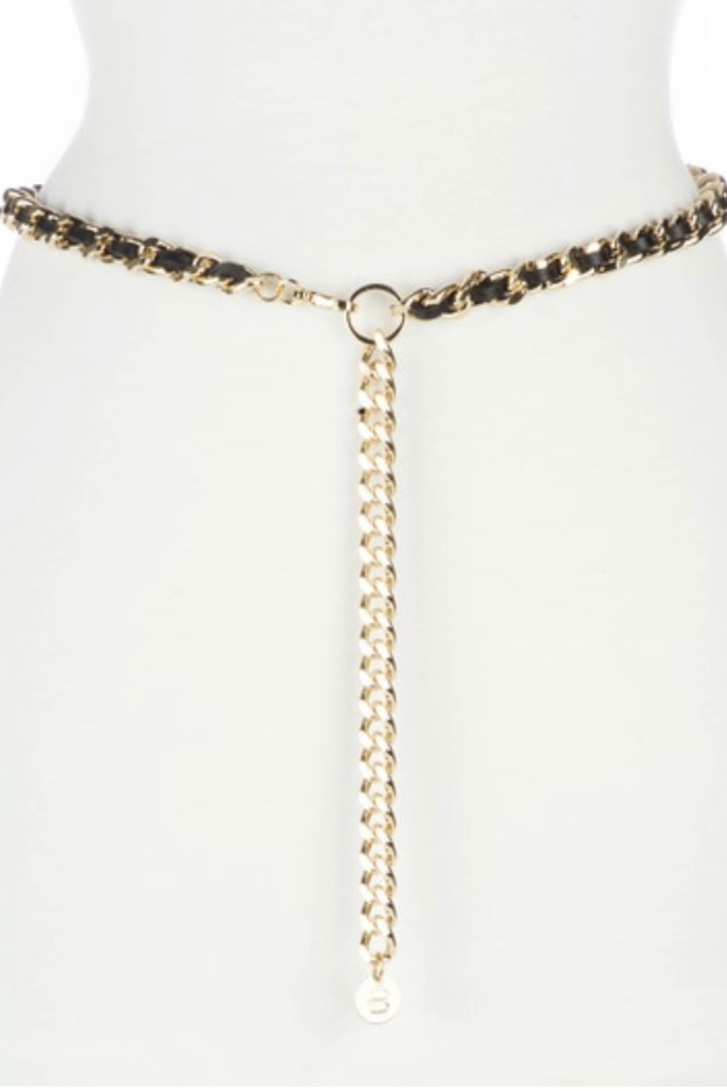 BRAVE </br>Doone Leather Chain Belt