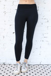 C'EST MOI </br>Fleece Lined Leggings