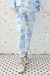 AVERY RAYNE </br>Tie Dye Cotton Jogger