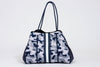 HAUTE SHORE </br>Neoprene Camo Tote With Stripe
