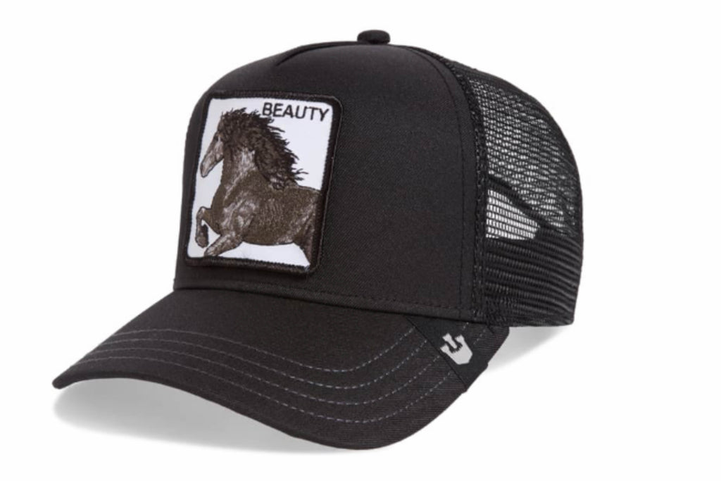 GOORIN BROS </br>Black Beauty Trucker Hat Unisex