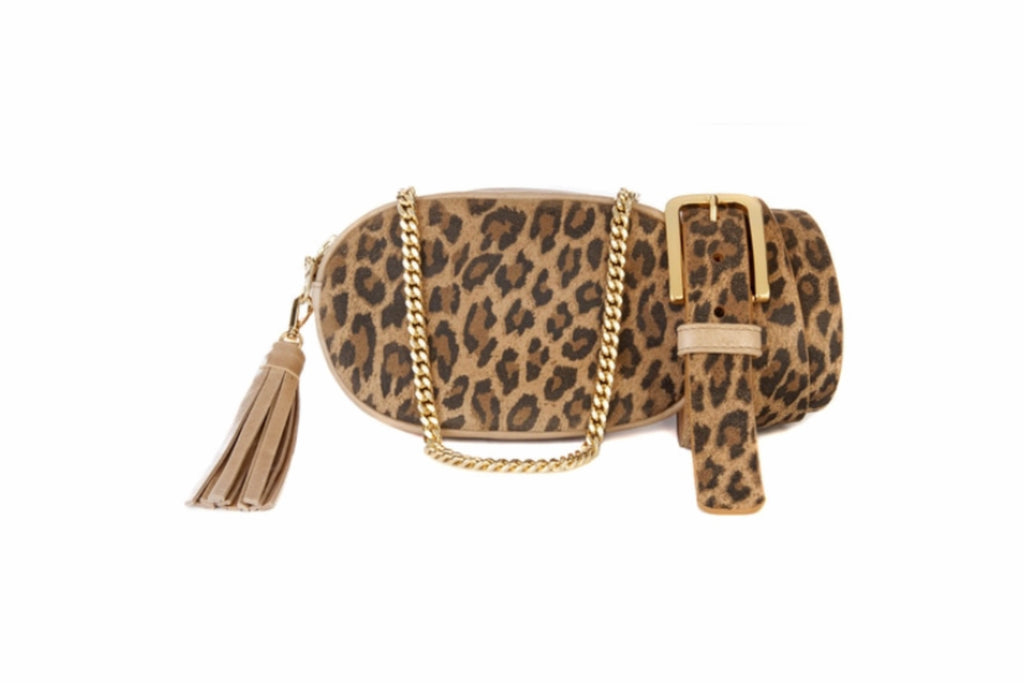 BRAVE </br>3-in-1 Cheetah Belt Bag