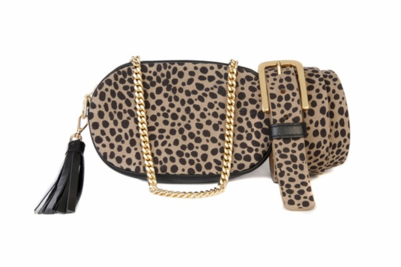 BRAVE </br>Venice Mud Paws 3-in-1 Belt Bag